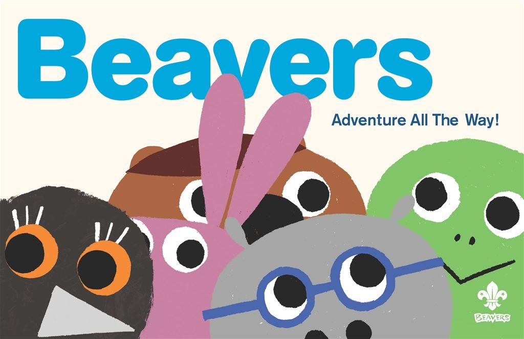 Beavers Adventure All The Way