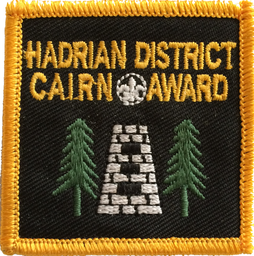 Hadrian District Cairn Award