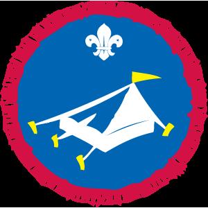 Camper Badge