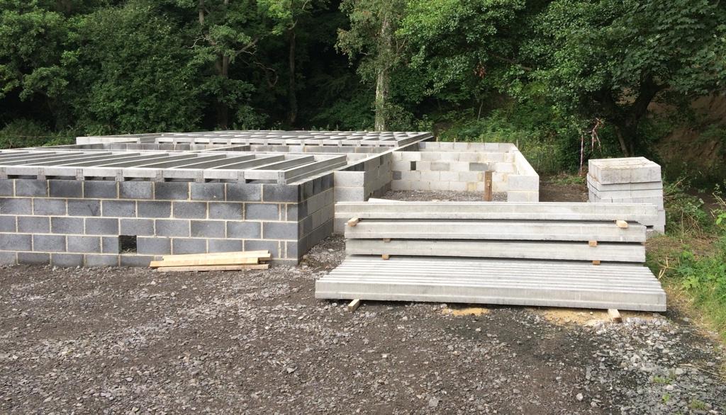 Blockwork foundations