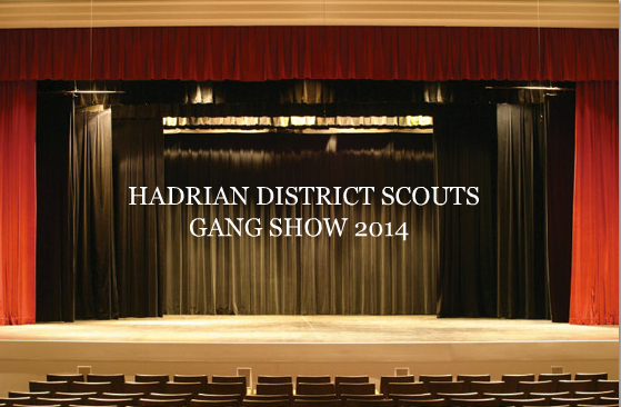Hadrian District Scouts Gang Show 2014