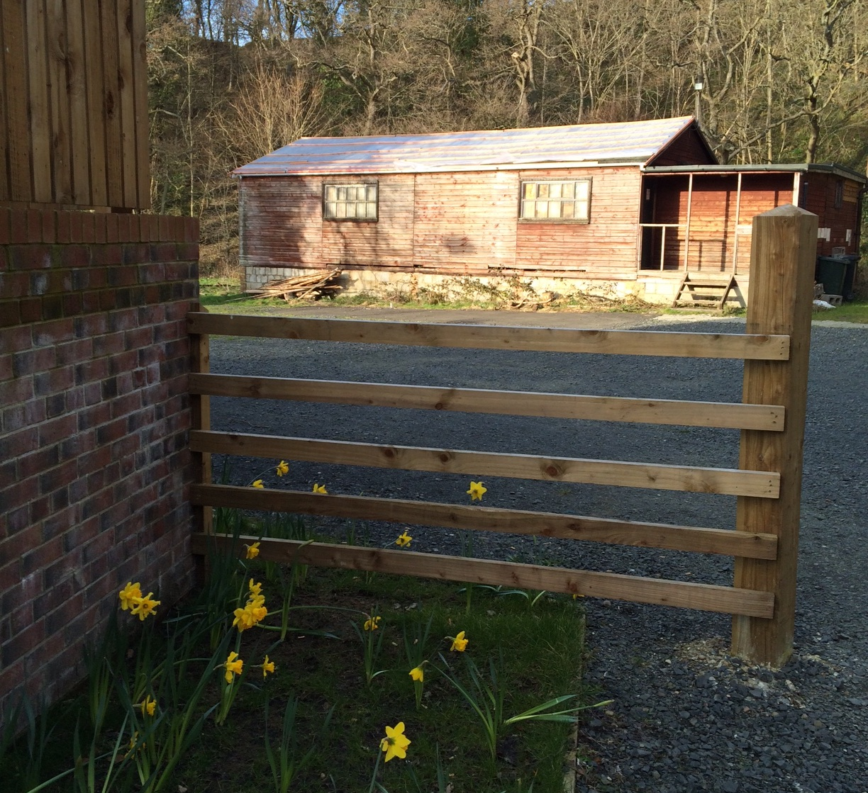 Ashington Group Meeting Hut: 1st Stocksfield Scout Group