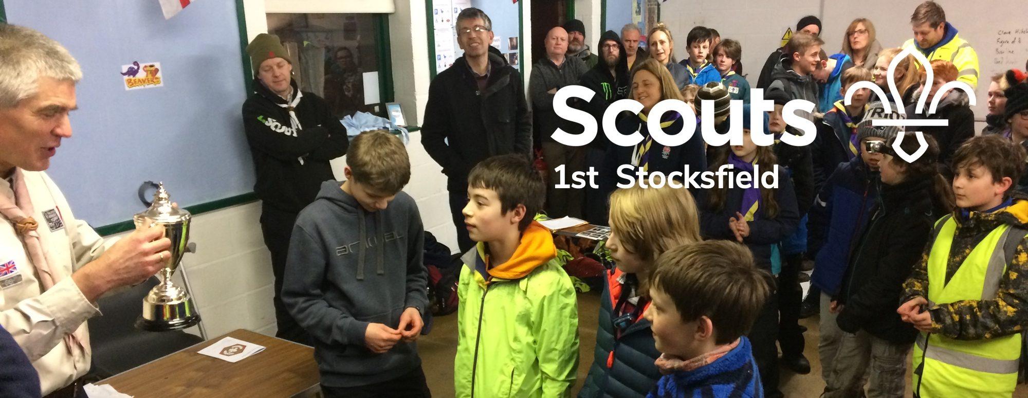 1st Stocksfield Scouts